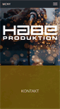 Mobile Preview of habe.se