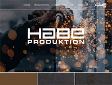 Tablet Preview of habe.se